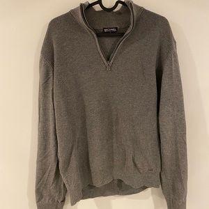 MICHAEL Michael Kors 1/4 Zip Sweater